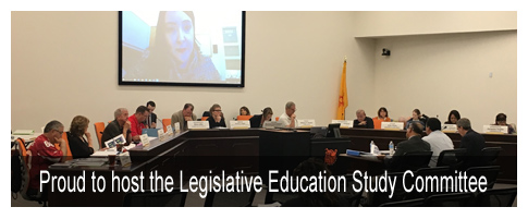 Proud to host the Legislative Education Study Committee