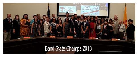 Choir State Champs 2018