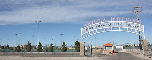 Artesia Bulldogs Mack chase Athletic Complex