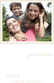Real education should consist of drawing the goodness and the best out of our own students. What better books can there be than the book of humanity? - Cesar Chavez
