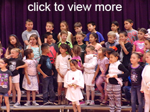 View more photos of the 1st graders family celebration