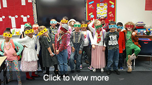 View more photos of the 100th Day Celebration