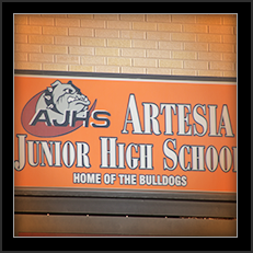Artesia Junior High School Home of the Bulldogs