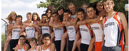 Cross-Country Team