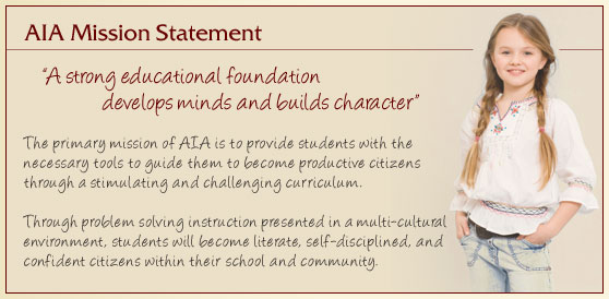 AIA Mission Statement