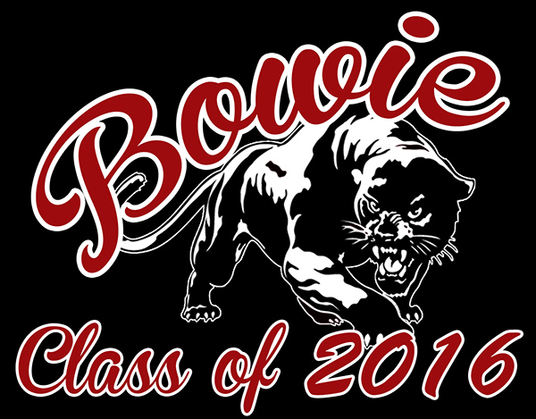 Bowie Class of 2016
