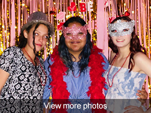 View more photos from the Sweetheart Dance