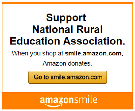 Support National Rural Education Association. When you shop at smile.amazon.com, Amazon donates. Go to smile.amazon.com. AmazonSmile.