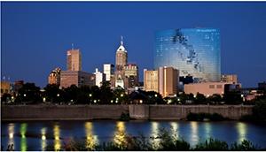 Cityscape photo of Indianapolis
