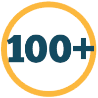 100 learning sessions