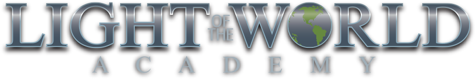 Light of the World Academy logo