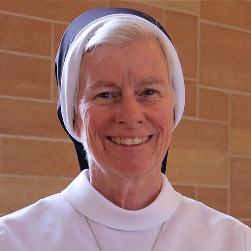 Provincial Superior, Sr. Barbara Thomas
