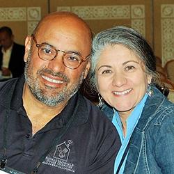 Mark and Rosanna Ruiz