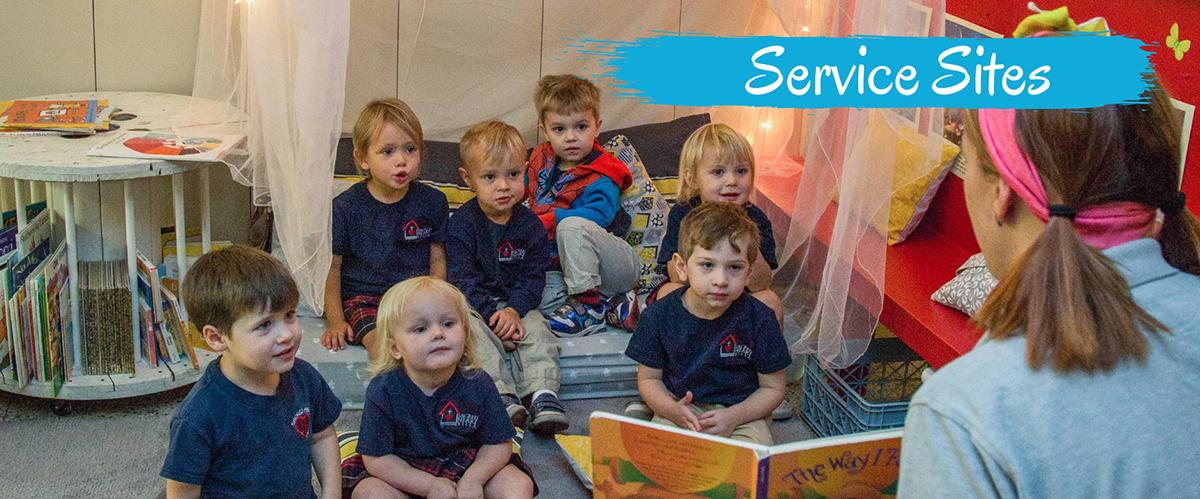 Service Sites