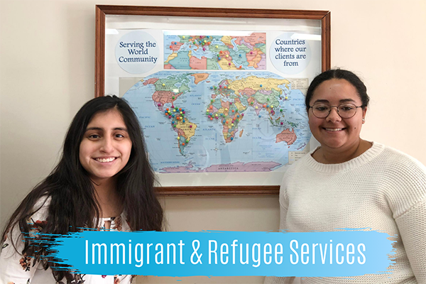 Immigrant and Refugee Services