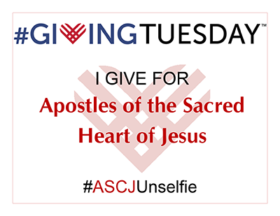 I Give for Apostles of the Sacred Heart of Jesus