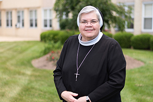Sr. Mary Grace Walsh, ASCJ, Ph.D.
