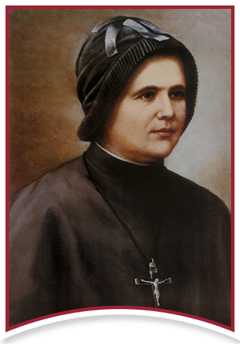 Portrait of Mother Clelia Merloni