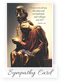 Sympathy Card Example