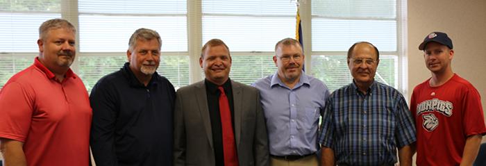 Governing board members