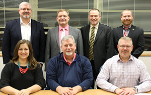 2020 Blackford County School Board and Superintendents