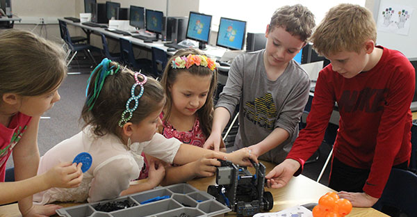 Blackford County Schools Elementary Robotics