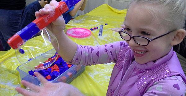 Blackford County Schools Fun with Bubbles