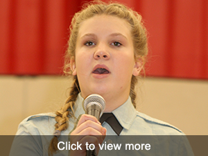 View more photos of Blackford Junior High's Choir Concert