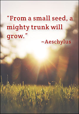 Aeschylus quote