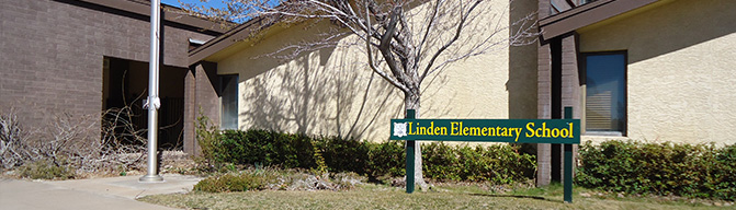 Linden Elementry School Home