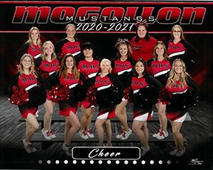 Cheer squad 2020-2021