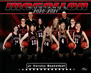 Junior Varsity Girls Basketball