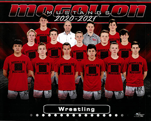 Wrestling Team 2020-2021