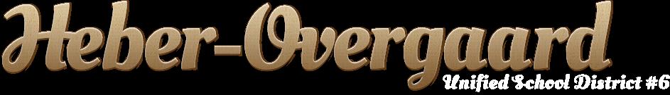 Heber-Overgaard Schools