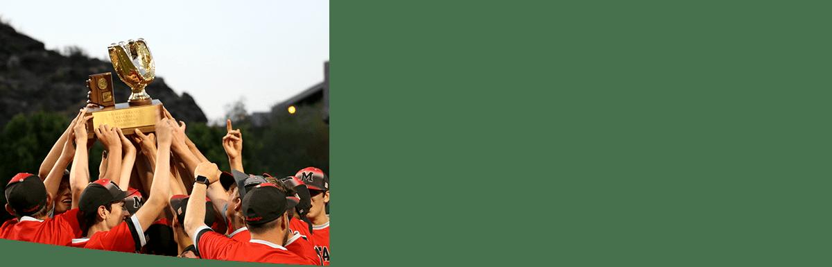 Mogollon High School baseball team bring home its third state championship