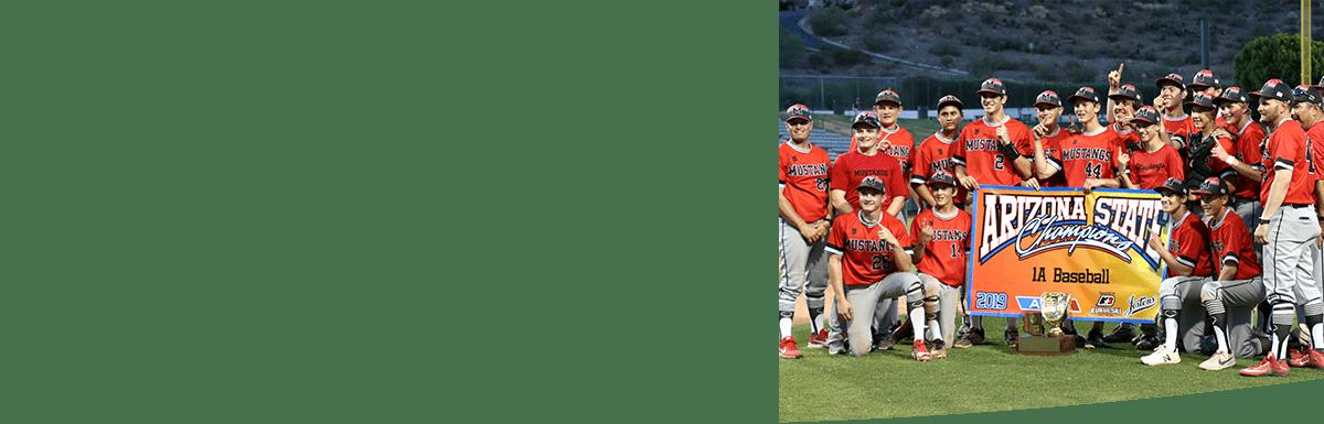 Mogollon High School baseball team