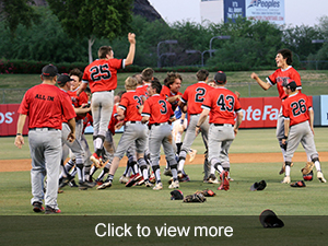 Click to view more photos from the baseball team championship game