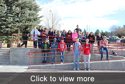 Photos of Mogollon High Students