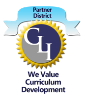 Partner District. GLI. We Value Curriculum Development.