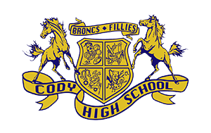 Cody High School Crest