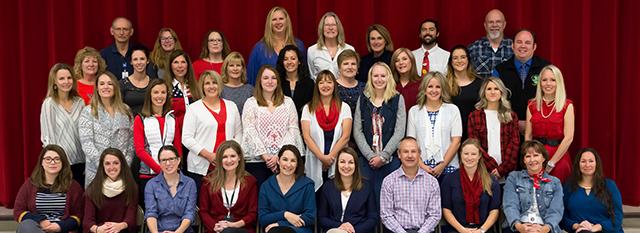 2018 teachers