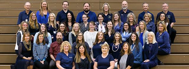 2019 Teachers and Staff