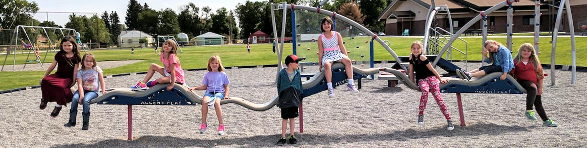 Eastside Elementary School Playground