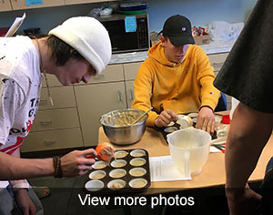 View more photos of Zucchini Muffins