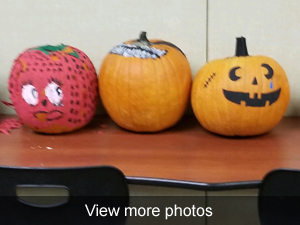 View more photos of students celebrating Halloween