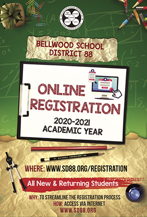 Bellwood Registration page