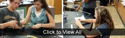 View All Images from S.T.E.M. Class Marshmallow Challenge