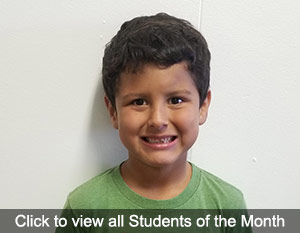 View all Student of the Month photos