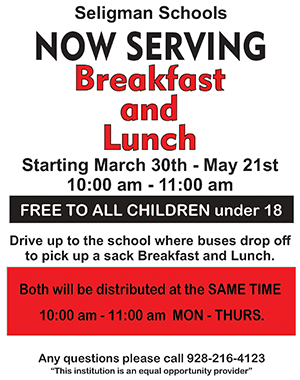 Now Serving Breakfast and Lunch