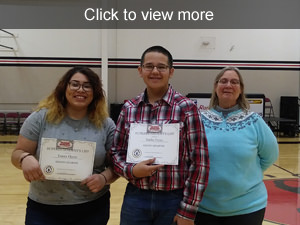 View more photos of the award recipients